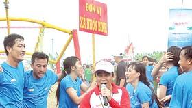 Quyền Linh - MC gắn liền với các chương trình thiện nguyện