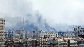 Cảnh báo nguy cơ thảm họa nhân đạo ở Syria