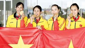 Thể thao Việt Nam: Bùng cháy khát vọng