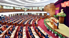 Hội nghị lần thứ 8 Ban Chấp hành Trung ương Đảng thông qua nhiều nội dung quan trọng