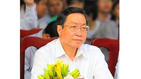 GS-TS Nguyễn Tấn Bỉnh, Giám đốc Sở Y tế TPHCM