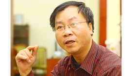 Chuyên gia kinh tế - TS Vũ Đình Ánh