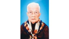 Mẹ Việt Nam anh hùng Nguyễn Thị Bưởi từ trần