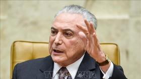Tổng thống Brazil Michel Temer