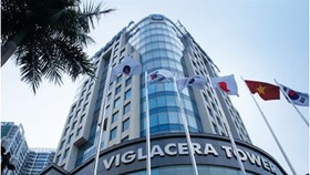 Viglacera will put up shares for sale in Singapore on May 9 (Photo: baodautu.vn)