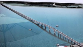 Tan Vu - Lach Huyen Bridge (Photo: Ministry of Transport)