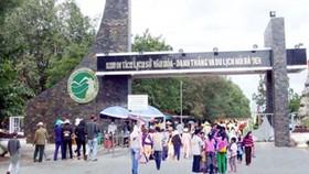 Ba Den Mountain is a must-go destination in Tay Ninh
