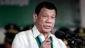 Philippine President Rodrigo Duterte. (Photo: EPA)