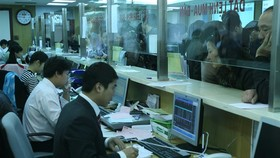 VN Index hits trading value high