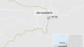 Following Trump, Guatemala to move embassy to Jerusalem