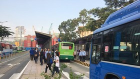 New Ben Thanh bus terminal put into service