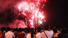 Many localities in Mekong Delta to set off fireworks on Tet