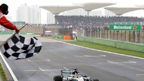 Hà Nội would be next destination for F1 in 2019. — Photo wheels24.co.za