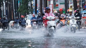 heavy rain will hit northern provinces on April 6