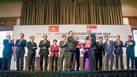 C.T Group & Singapore enterprise sign cooperation development