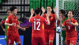Vietnam defeats Indonesia 2-1 to enter AFC semi-final Photo: SGGP