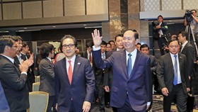 Vietnam values business, diplomatic ties with Japan