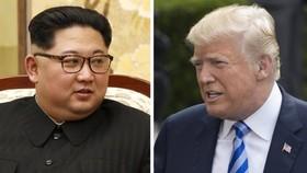 Trump, Kim arrive for US-North Korea summit