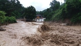 Flash floods, landslides may occur in mountainous northern provinces