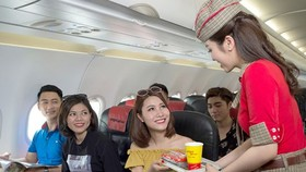 Vietjet launches 2.6 million tickets at VND 0 ahead Tet 2019