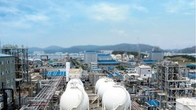 A view of the production facilities of Foosung Precision Industry Co in Wonju City, South Korea. — Photo vietnamplus.vn
