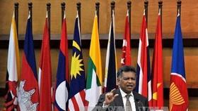 Late ASEAN Secretary-General Surin Pitsuwan (Source: Xinhua/VNA)