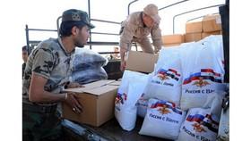 Nga viện trợ cho Syria. Nguồn: The BRICS Post