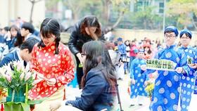 Hoạt động ngoại khóa của học sinh Hà Nội
