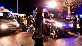 Bồ Đào Nha: Cháy khu vui chơi liên hợp, gần 60 người thương vong