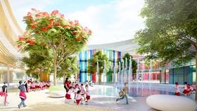 Thành phố giáo dục quốc tế đầu tiên ở Việt Nam