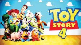 Tháng 6 khởi chiếu Toy Story 4