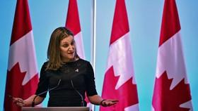 Canada xoa dịu căng thẳng ngoại giao với Mỹ