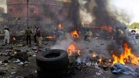 Đánh bom kép đẫm máu tại Nigeria, hơn 80 người thương vong