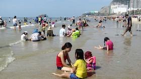 Biển Vũng Tàu hè 2018