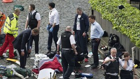 Số vụ tấn công khủng bố tăng mạnh trong năm 2017