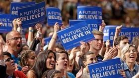 Giới trẻ Mỹ đánh giá tích cực về chủ nghĩa xã hội