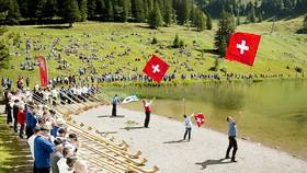 Lễ hội thổi kèn sừng