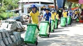 Thành phố văn minh phải thực sự vệ sinh