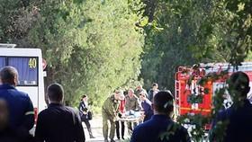 Vụ xả súng ở Crimea, Nga: Phát hiện thiết bị nổ thứ 2