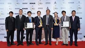 Kiến Á chiến thắng ngoạn mục tại Asia Property Awards 2018