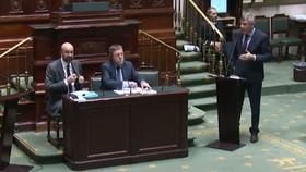 Thủ tướng Bỉ cải tổ chính phủ sau khủng hoảng