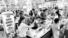 Cuối năm, nhu cầu đi mua sắm của người dân tăng cao