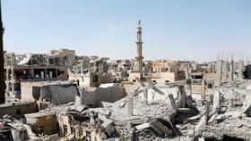 Liên quân Mỹ phá hủy trung tâm chỉ huy của IS ở Syria