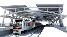 Tuyến metro số 2 Bến Thành - Tham Lương tiếp tục trễ hẹn