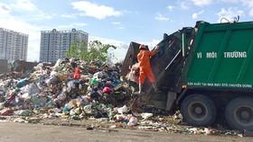 Sống chung với rác