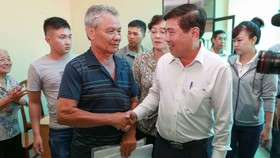 """Chủ tịch UBND TPHCM Nguyễn Thành Phong: """"Tận đáy lòng, tôi xin lỗi người dân Thủ Thiêm"""""""
