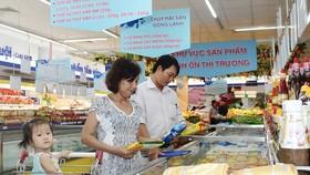Ngành hàng thực phẩm trong nước đang dần chiếm lĩnh thị phần nội địa