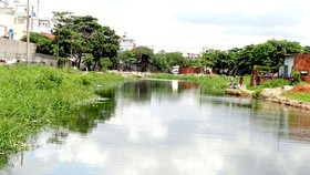 Kỳ vọng hồi sinh kênh Tham Lương