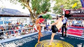 Những nhà tù kỳ lạ (K2): Tổ chức boxing trong nhà lao
