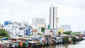 Nan giải lấn sông, lấp kênh rạch (B2): Thách thức môi trường sống
